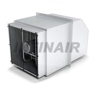 Wall Mounted Supply/Exhaust Fan