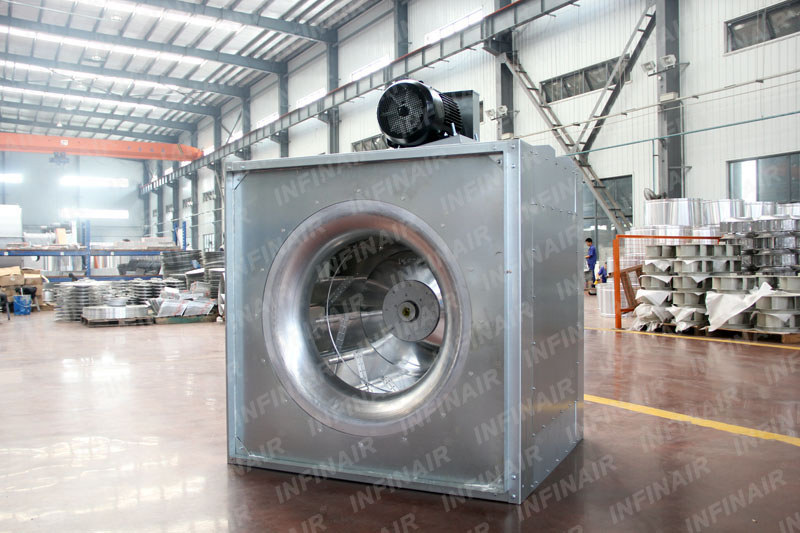 Inline Square Centrifugal Fan-ISQ